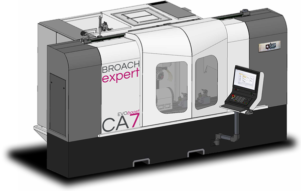 Machine CA7